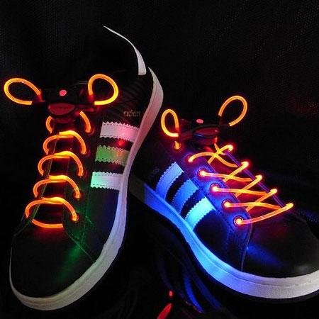 بند کفش نورانی نئون