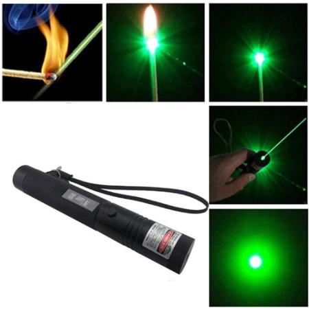 لیزر حرارتی سبز 1