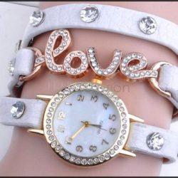 تخفیف ویژه ساعت GUCCI طرح LOVE (اصلی و اورجینال)