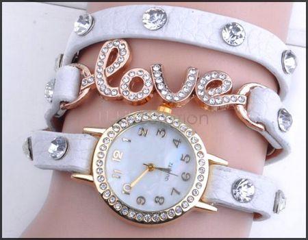 ساعت Gucci طرح عشق love اورجینال