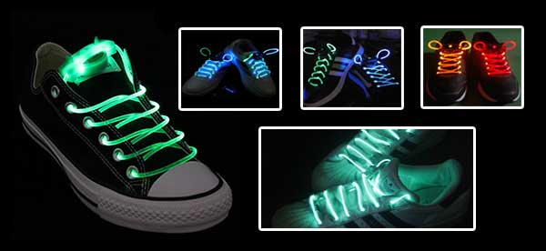 خرید پستی بند کفش نئون