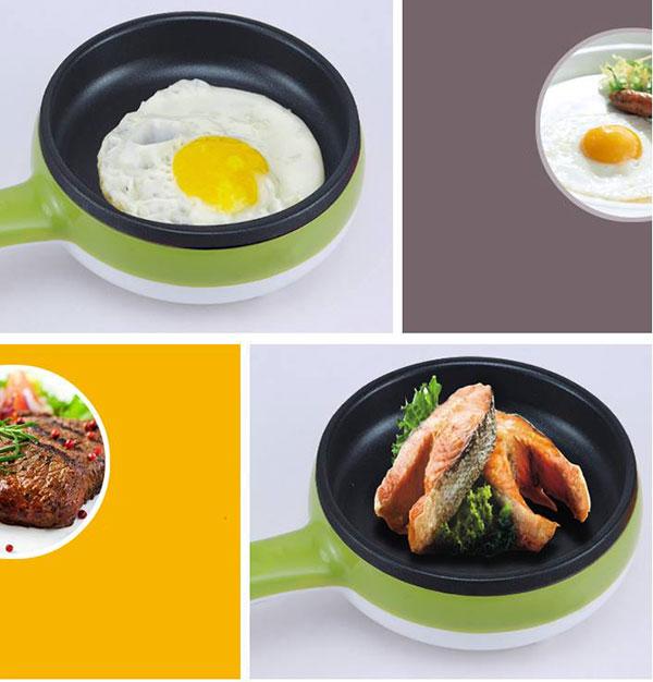 electric egg cooker 5 تخم مرغ پز برقی چند کاره