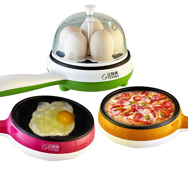 electric egg cooker 7 تخم مرغ پز برقی چند کاره