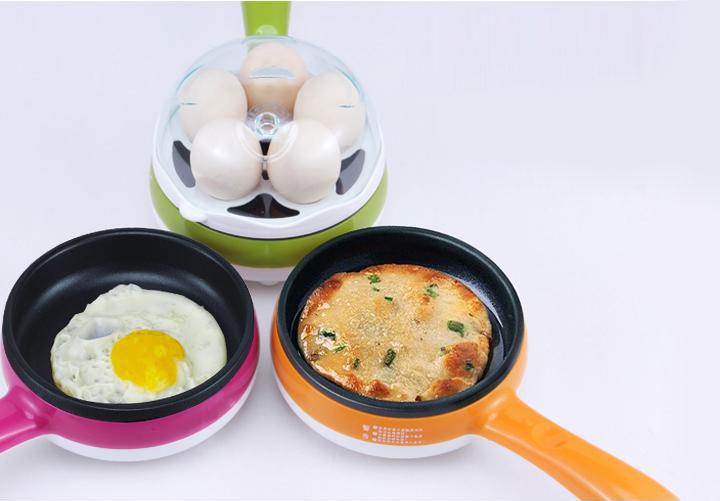 electric egg cooker 1 تخم مرغ پز برقی چند کاره