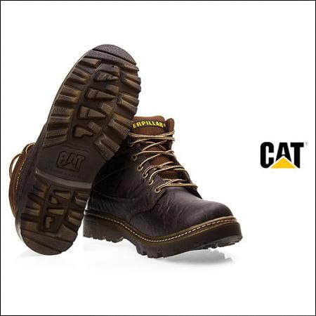 کفش نیم بوت مردانه CATERPILLAR