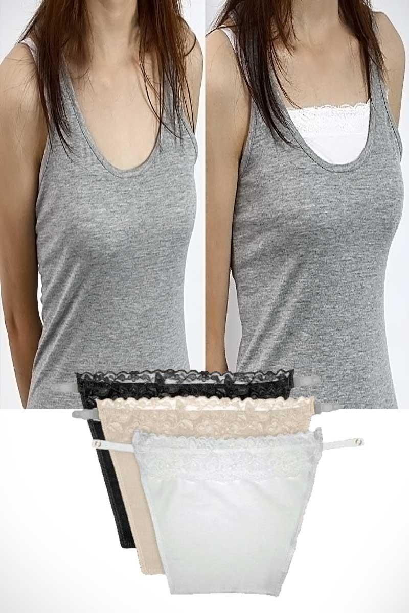 کامی سکرت Cami Secret، کاور کامی سکرت، پوشاننده یقه Cami Secret , کامی سکرت , پوشاننده سینه کامی سکرت