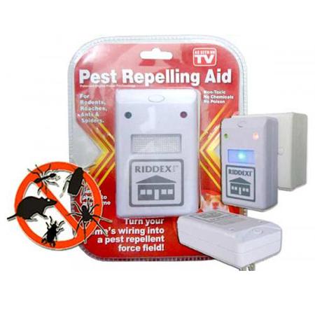 دستگاه دفع حشرات و موش ریدکس پلاس تخفیف ویژه