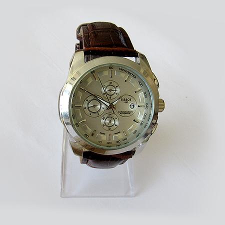 ساعت تیسوت بند چرم - مدل T1853