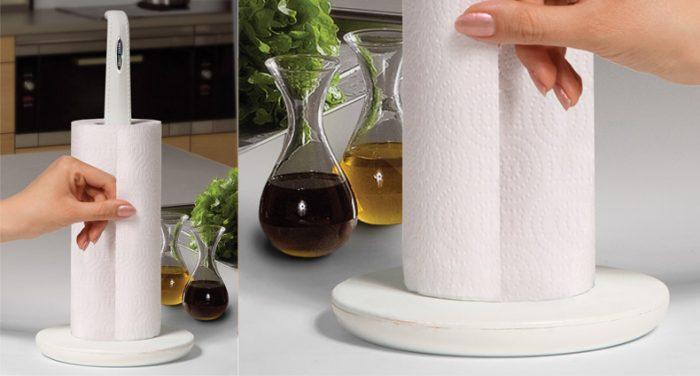 پایه نگهدارنده دستمال رولی کاغذی