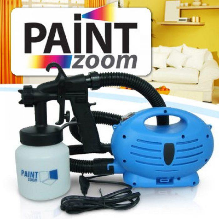 کمپرسور رنگ Paint Zoom