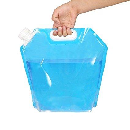 کیسه آب پلاستیکی تاشو