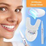 خرید پستی دستگاه سفید کننده و براق کننده دندان