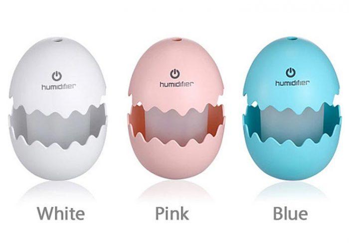 خرید اسان دستگاه بخور سرد طرح تخم مرغ