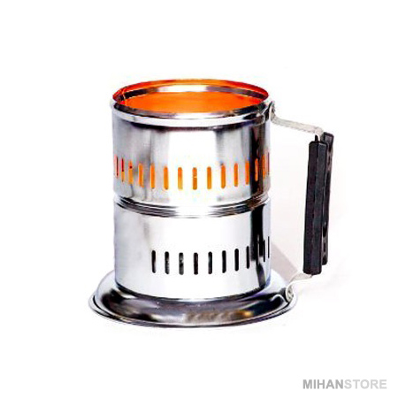 دستگاه ذغال سرخ کن (۱)