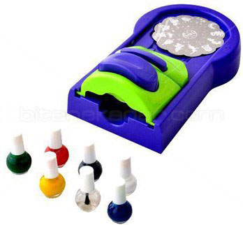 خرید ارزان دستگاه طراحی ناخن Nail Printer