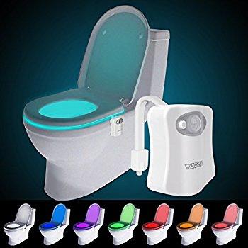 دستگاه نور رنگی توالت فرنگی (۱)