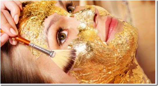 ماسک کلاژن طلا دکتر راشل و صابون گلد DR.RASHEL