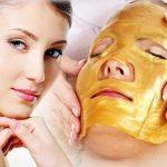 خرید اینترنتی ماسک کلاژن طلا دکتر راشل+صابون