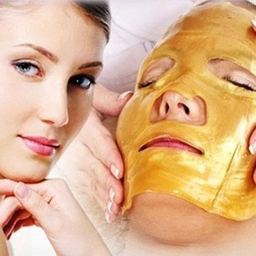 ماسک کلاژن طلا (۶)