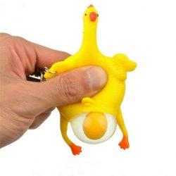 مرغ ضد استرس تخم گزار
