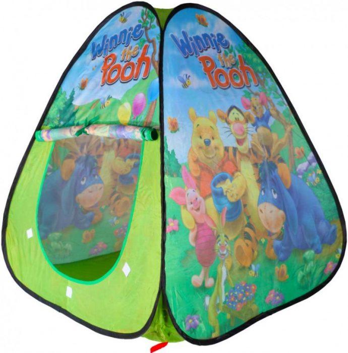 چادر و پشه بند کودک طرح پو (۱)