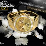 خرید پستی ساعت مچی Gucci طرح رولکس