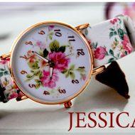 خرید ساعت مچی دخترانه جسیکا