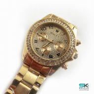 ساعت رولکس زنانه نگین دار