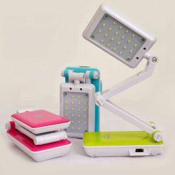 چراغ رومیزی شارژی LED