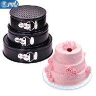 خرید قالب کمربندی دایره ای ۳ تایی کیک