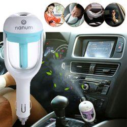 بخور سرد و خوشبو کننده فندکی داخل خودرو