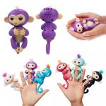 خرید ربات بچه میمون انگشتی عروسک بیبی مانکی فینگر لینگز