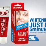 خرید سفید کننده فوری دندان misswake