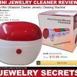 خرید ماشین شستشوی جواهرات جادویی