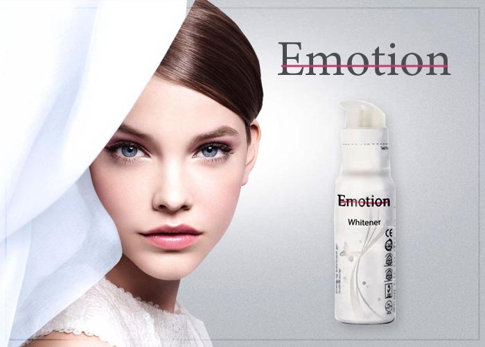 ژل سفید کننده پوست ایموشن
