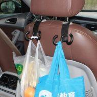 خرید گیره آویز پشت صندلی خودرو