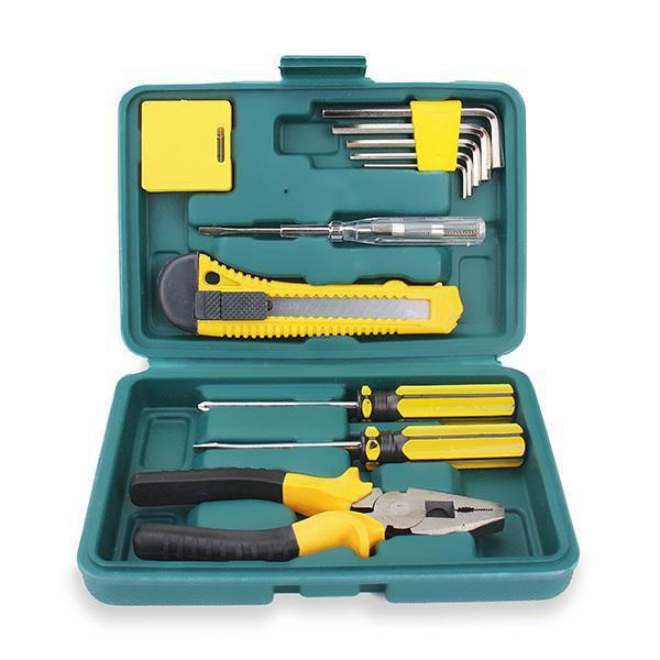 جعبه ابزار ۱۲ تکه