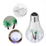 خرید بخور سرد طرح لامپ BULB HUMIDIFIER