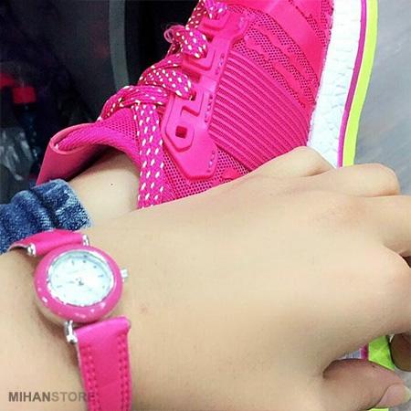 ساعت دخترانه 10 بند قابل تعویض