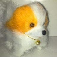 خرید عروسک سگ کوچک باطری خور | اسباب بازی
