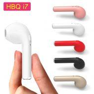 خرید پستی هندزفری بلوتوث طرح اپل HBQ I7