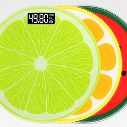 ترازوی وزن کشی طرح میوه