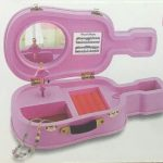 خرید جعبه جواهرات موزیکال طرح گیتار