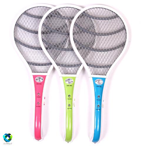 حشره کش طرح راکت تنیس (۱)