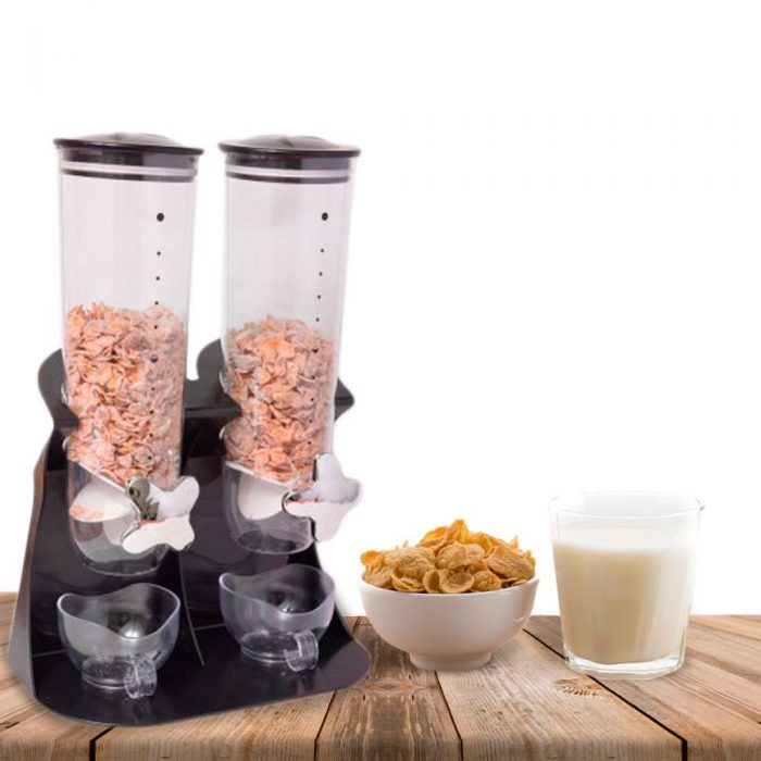 خرید جاحبوباتی دوقلوی شیردار رو میزی