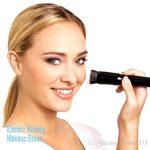 خرید فرچه آرایش حرفه ای دو کاره باطری خور