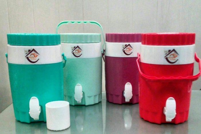 خرید کلمن شیر دار لیوان دار ۳ لیتری (۱)