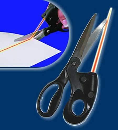خرید قیچی لیزری Laser Scissors