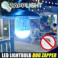 خرید لامپ حشره کش زاپ لامپ های کشنده ی حشرات و پشه