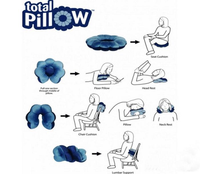 خرید بالش طبی توتال پیلو ( TOTAL PILLOW )